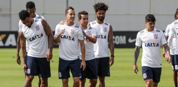 Jadson voltou ao Corinthians em 2017