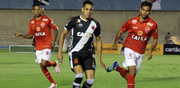 Lateral Gilberto, ex-Vasco, está perto do Fluminense - Carlos Gregório Jr/Vasco.com.br