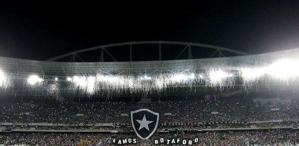 Festa da torcida no Nilton Santos em dia de Libertadores; Botafogo vive dia decisivo nesta quarta