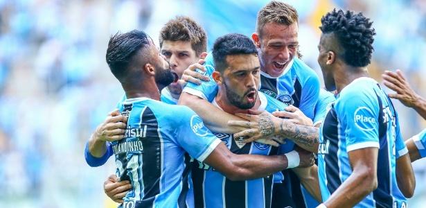 Grêmio vive temporada com bom desempenho e persegue título com novo estilo