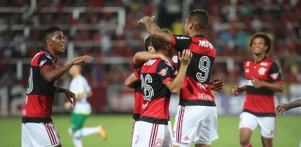 Os jogadores do Flamengo estão mobilizados para a finalíssima da Copa do Brasil