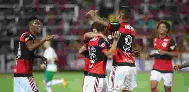 Os jogadores do Flamengo estão mobilizados para a finalíssima da Copa do Brasil - Gilvan de Souza/ Flamengo