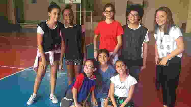 Garotas do colégio Edem - BBC - BBC
