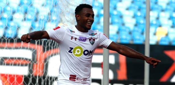 Fluminense, após saber do interesse de outros clubes, se aproximou de vender Wendel