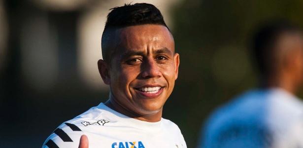Atacante colombiano volta ao seu país após não vingar no futebol brasileiro