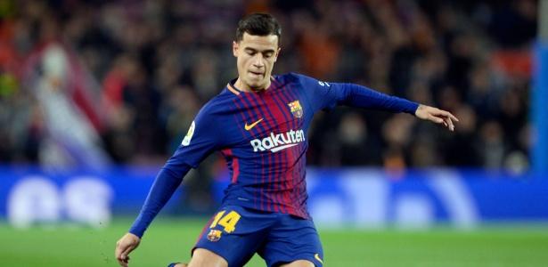 Coutinho faz parte dos planos do Barcelona na montagem de um time galático