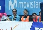 Roupeiro morre dentro de quadra em partida de futsal na Espanha - Sandra Santiago/Movistar Inter