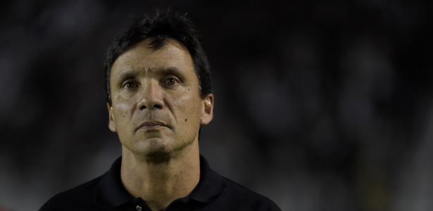 Com passagens por Flamengo e Vasco, Zé Ricardo recusou o convite do Fluminense