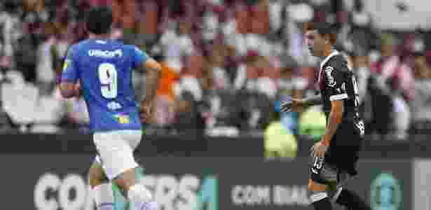 O vascaíno Bruno Ritter durante a partida contra o Cruzeiro em São Januário - Rafael Ribeiro / Vasco.com.br - Rafael Ribeiro / Vasco.com.br