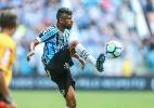 Léo Moura aceita proposta e renova contrato com Grêmio até o fim de 2019 - Lucas Uebel/Grêmio