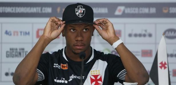 Ribamar foi o primeiro reforço anunciado pelo Vasco, mas vem mais pela frente - Divulgação/Vasco