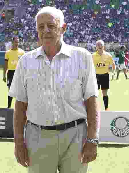 Veterano Seraphim Del Grande comanda o Conselho Deliberativo do Palmeiras - Fabio Menotti/Ag. Palmeiras