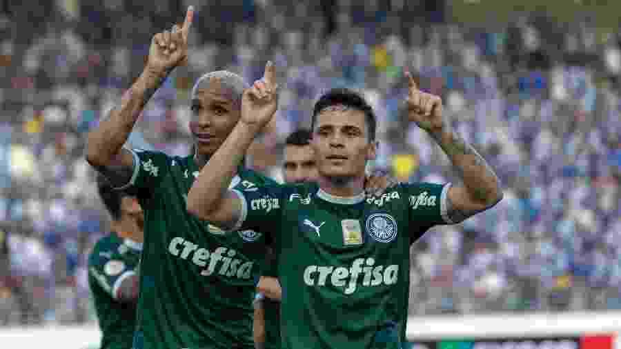 Palmeiras enfrentará o Sampaio Corrêa nas oitavas de final da Copa do Brasil - Carlos Ezequiel Vannoni/PixelPress
