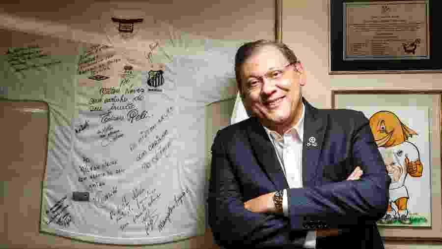 Milton Neves diz que volta a trabalhar nesta segunda-feira - Fernando Moraes/UOL