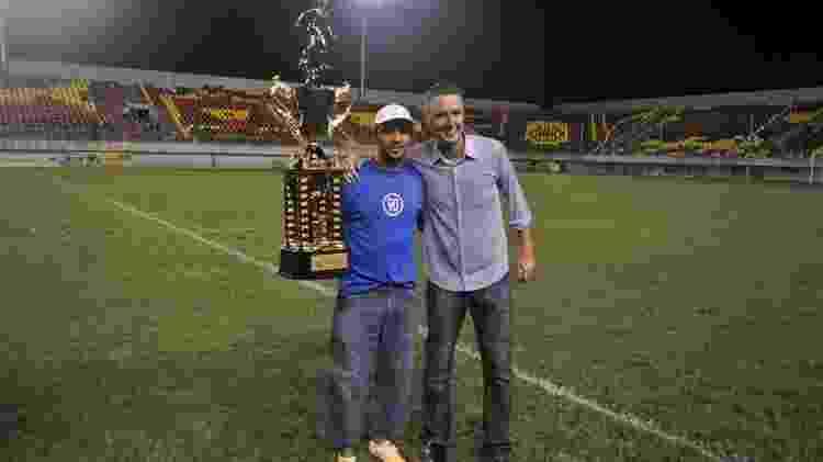 Tiago Nunes, campeão acreano oito anos antes da Sul-Americana - Notícias do Acre