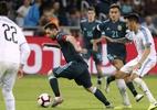 Argentina x Uruguai: onde assistir, horário, escalações e arbitragem - EMMANUEL DUNAND/AFP