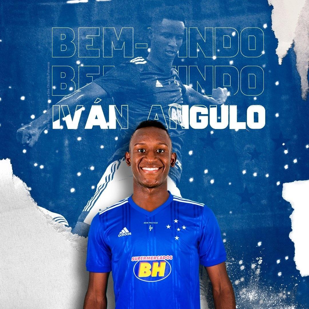Willian E Felipe Melo Aconselharam Angulo Antes De Emprestimo Ao Cruzeiro 10 04 2020 Uol Esporte