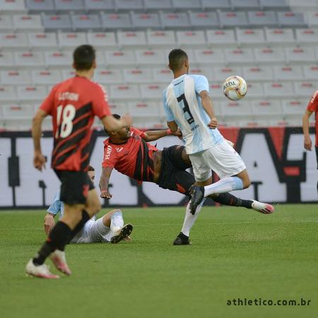 Athletico passa pelo Londrina em confronto do Paranaense - Athletico/Divulgação