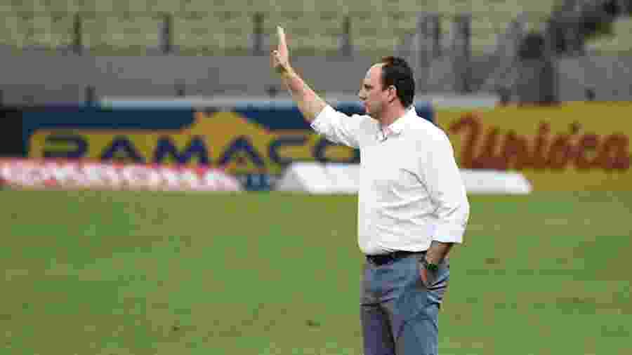 Ceni comanda Fortaleza diante do Ceará, pela final do Cearense: opção número 1 do Flamengo para novo técnico do Flamengo - Kely Pereira/AGIF