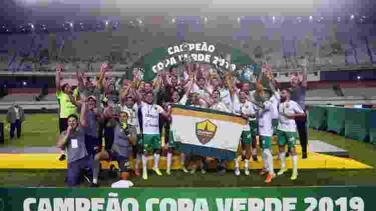 Cuiaba - Thiago Gomes/AGIF - Thiago Gomes/AGIF