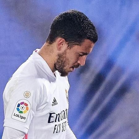 Hazard vem sofrendo lesões consecutivas nos últimos meses - Diego Souto/Quality Sport Images/Getty Images