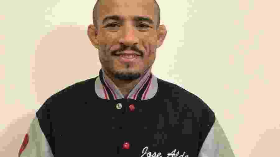 José Aldo alcança marca de 50 testes antidoping e ganha jaqueta do UFC - Diego Ribas/ PX Images