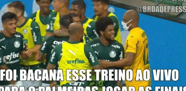 Palmeiras 4 x 0 | Corinthians toma goleada, e memes bombam na web