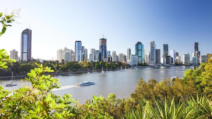 Brisbane deve ser sede dos Jogos de 2032 - Divulgação/Brisbane