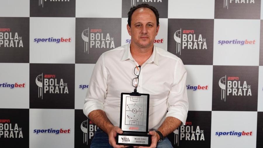 Treinador eleito como o melhor do Brasileirão estreou pelo Flamengo na 21ª rodada, com o time em 4º - André Porto