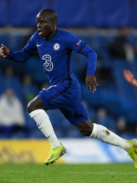 Kanté é um dos destaques do Chelsea, finalista da Champions - Getty Images