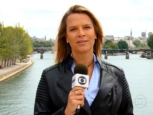 Mariana Becker (repórter da Globo)