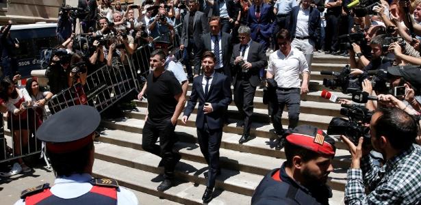 Família Messi sonegou impostos; craque argentino disse que não participava de contabilidade