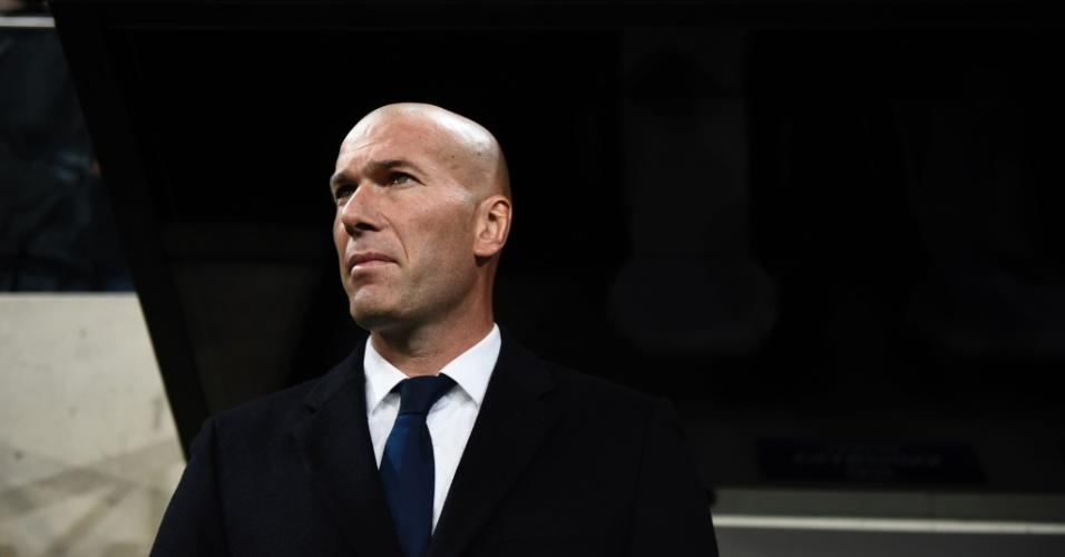 Zidane técnico Real Madrid Legia