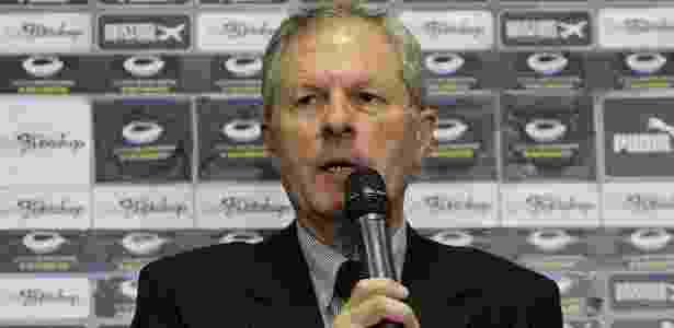 Presidente do Botafogo, Carlos Eduardo Pereira, alfinetou o Flamengo antes do clássico -  Vitor Silva / SSPress.