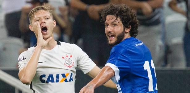 Marlone está em negociação com o Atlético-MG e não defenderá o Corinthians - Daniel Augusto Jr. / Ag. Corinthians