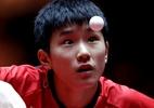 Ele joga tênis de mesa desde os 2, assombra adultos e é esperança olímpica - EFE/EPA/Friedemann Vogel