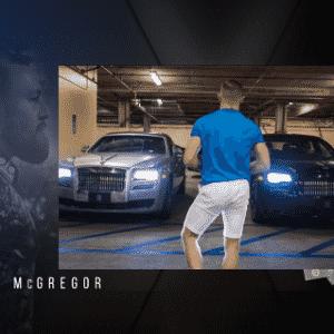 Mais carros para a coleção de Conor! - Reprodução/Instagram