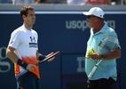 Após despencar no ranking mundial de tênis, Murray rompe parceria com Lendl - AFP PHOTO / GETTY IMAGES NORTH AMERICA / CLIVE BRUNSKILL
