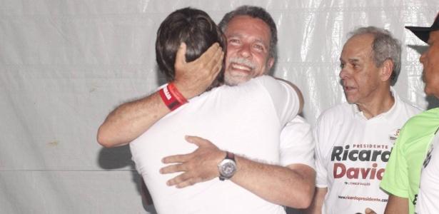 Ricardo David foi eleito presidente do Vitória no fim de 2017 - Maurícia da Matta/E.C. Vitória