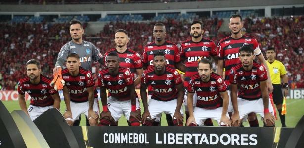 O Flamengo exorcizou o fantasma com um time bem diferente do vexame de 2017