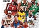 Álbum da temporada da NBA será lançado no Brasil com 442 figurinhas