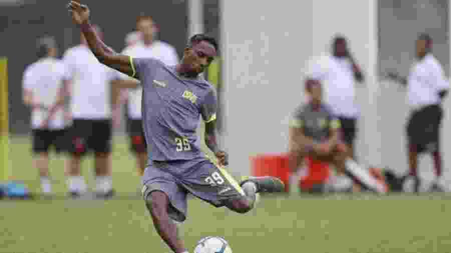 Atacante Jairinho disputou apenas quatro jogos pelo Vasco e não fez nenhum gol - Rafael Ribeiro / Vasco.com.br