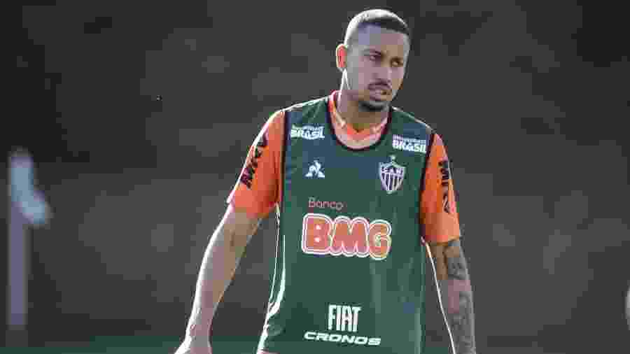 Jair, volante do Atlético-MG - Bruno Cantini/Divulgação/Atlético-MG