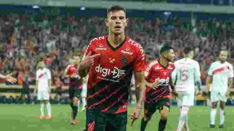 Bruno Guimarães -  Gabriel Machado/AGIF -  Gabriel Machado/AGIF