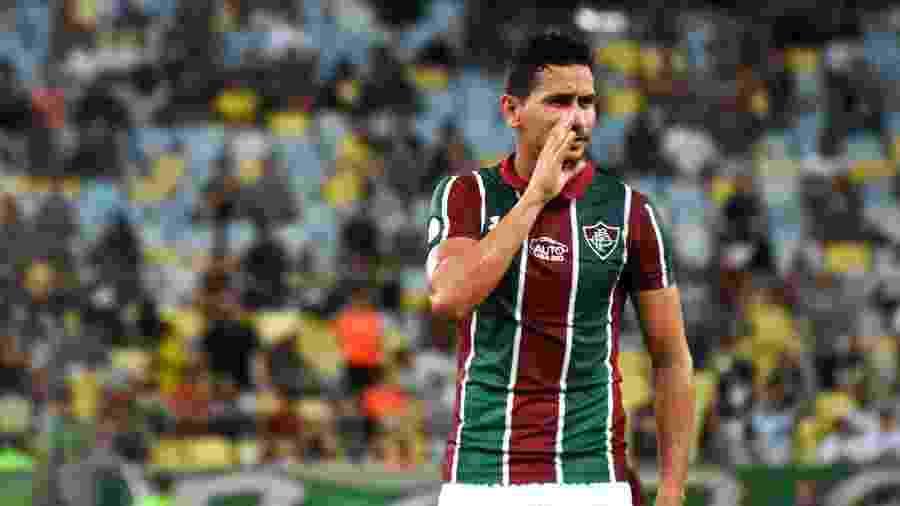 Ganso está de volta ao Fluminense após cumprir suspensão pelo terceiro cartão amarelo - Mailson Santana/Fluminense FC
