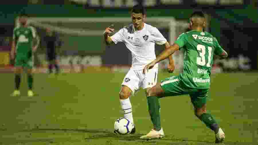 Fluminense e Chapecoense se enfrentam na 29ª rodada do Campeonato Brasileiro - Lucas Merçon/Fluminense FC