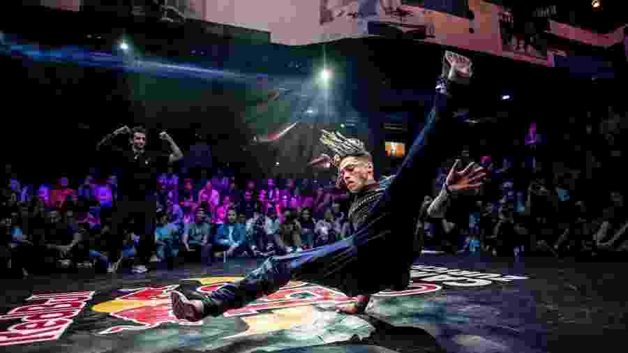 B-boy brasileiro Bart estará na grande final do Mundial de Break Dance, na Índia - Red Bull