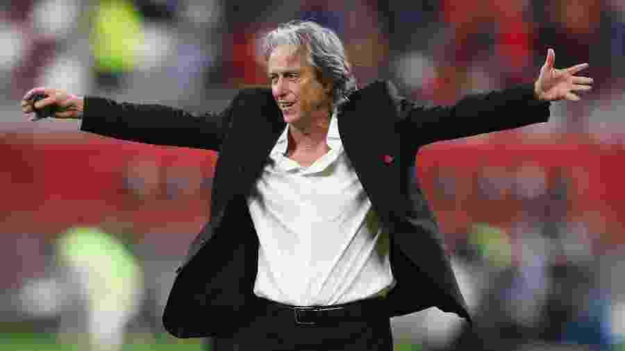 Treinador do Flamengo seria desejo antigo do presidente do clube português - Ibraheem Al Omari/Reuters