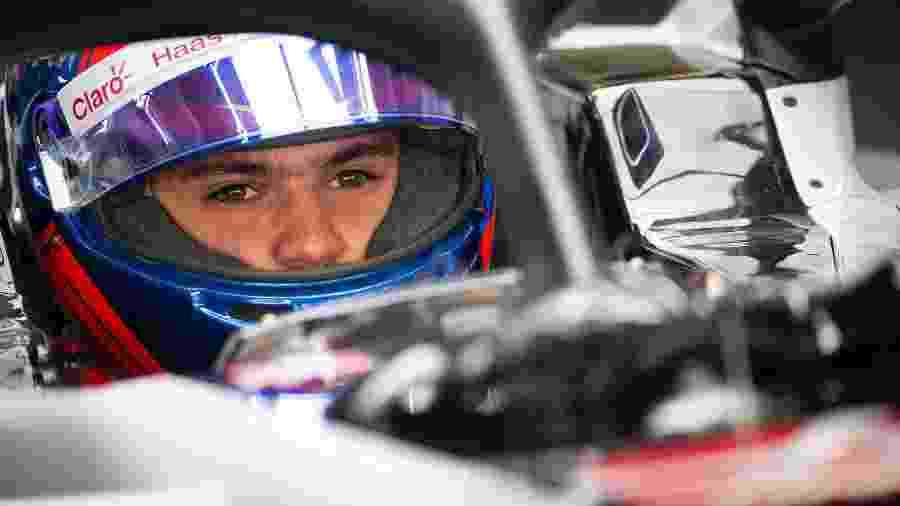 Pietro Fittipaldi, piloto reserva da Haas - James Bearne/Getty Images
