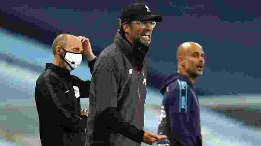 Klopp cogita ficar um ano sem trabalhar após o contrato com o Liverpool terminar - Dave Thompson/Pool via Getty Images